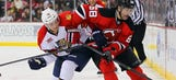 Panthers fall to Devils in final seconds of overtime