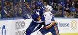 Lightning drop shootout to Islanders 2-1