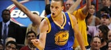 Heat wowed by marksman Steph Curry in loss