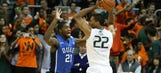 Miami's poor shooting proves costly against No. 18 Duke