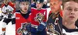 Who are the Florida Panthers' top 5 forwards of all-time?