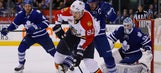 Early goals not enough for Panthers against Maple Leafs