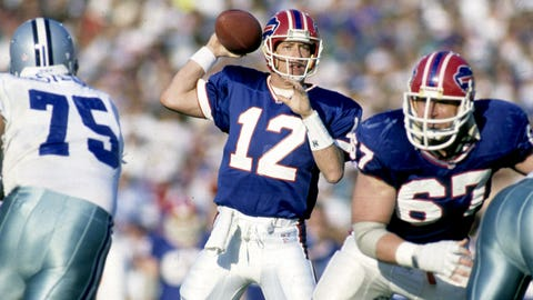 Jim Kelly: Buffalo Bills (1986-1996)