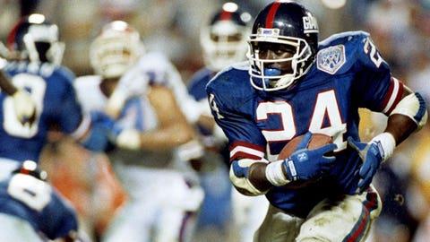 Ottis Anderson -- New York Giants, Super Bowl XXV