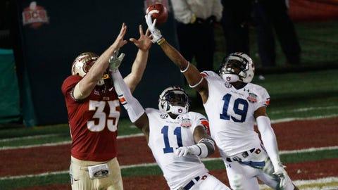 BCS championship: FSU vs. Auburn