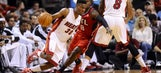 Miami Heat's Norris Cole working to stay on point