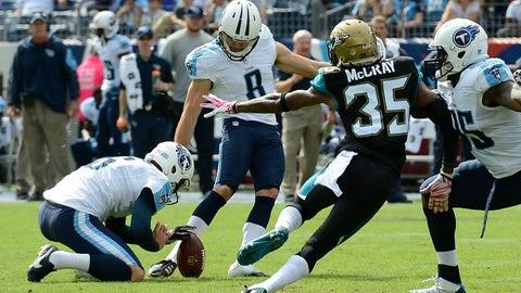 Jaguars vs. Titans