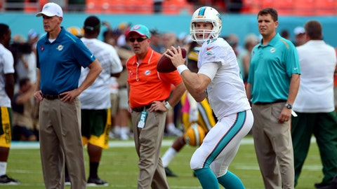 Dolphins vs. Packers