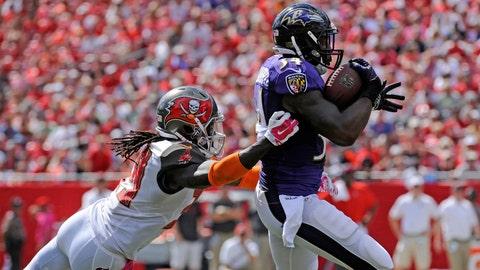Buccaneers vs. Ravens