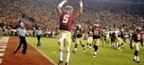 'It's a family, man': Winston leads team effort in FSU overcoming Notre Dame