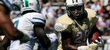 Despite four turnovers UCF holds off Tulane for win