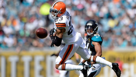 November 19: Jacksonville Jaguars at Cleveland Browns, 1 p.m. ET