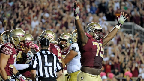 Florida State's offensive line