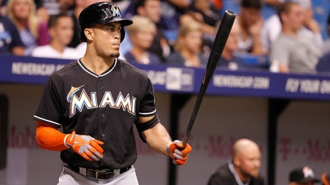 Stanton knocks first HR's