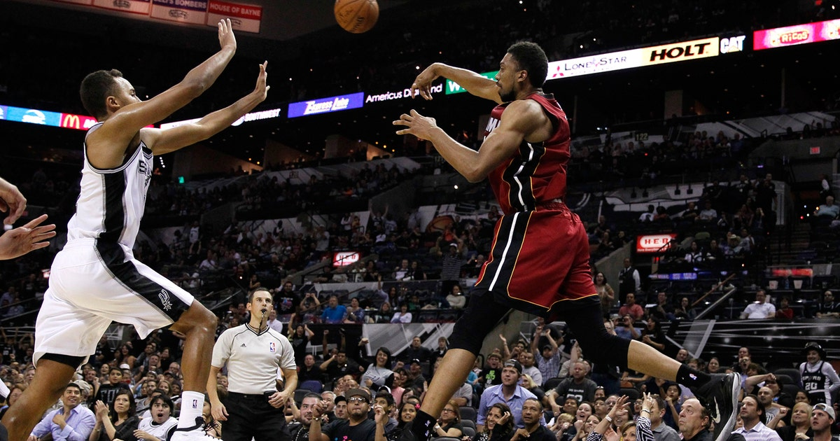 Heat Trim Roster To 15 With Release Of Khem Birch Fox Sports