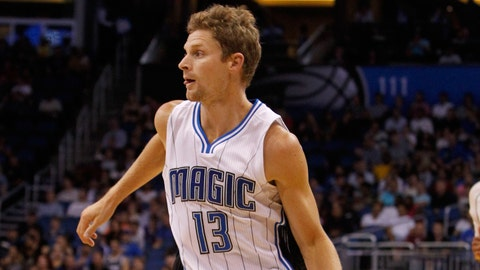 Luke Ridnour, 34, Orlando Magic