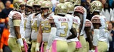 In the picture: FSU in second place in College Football Playoff rankings