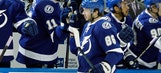 Nikita Kucherov scores hat trick, Lightning stamp out Coyotes