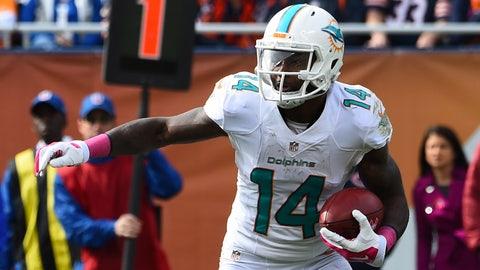 Miami Dolphins: Jarvis Landry