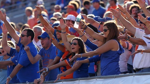 Florida's longest win streak