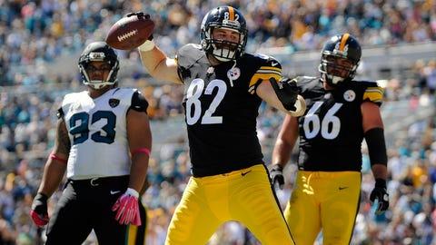 Jaguars vs. Steelers