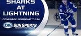 San Jose Sharks at Tampa Bay Lightning game preview