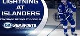 Tampa Bay Lightning at New York Islanders