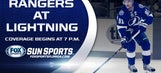 New York Rangers at Tampa Bay Lightning game preview