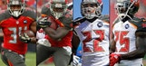 Running on empty: Buccaneers need more from cadre of RBs