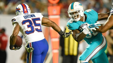 Dolphins vs. Bills