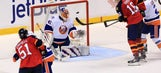 Panthers score twice to force OT, fall to Islanders in shootout