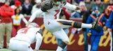 Buccaneers vs. Redskins photo gallery