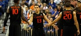Angel Rodriguez comes alive to help Miami upset No. 8 Florida in Gainesville