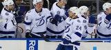 Ryan Callahan scores twice against former team as Lightning top Rangers