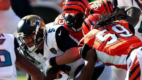 Jaguars vs. Bengals