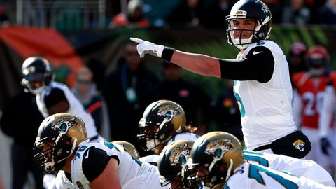 Blake Bortles will only get better