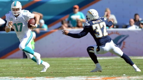 Dolphins vs. Chargers