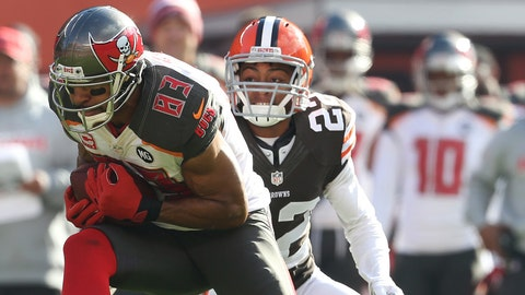 Buccaneers vs. Browns