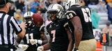Justin Holman, Dontravious Wilson lead UCF in rout of winless SMU