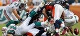 Dolphins facing cold, high altitude in Denver against Peyton Manning-led Broncos