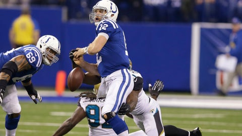8. Indianapolis Colts