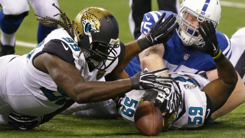 Jaguars vs. Colts