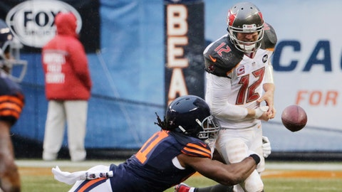 Buccaneers vs. Bears