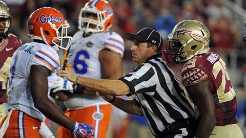 Florida State vs. Florida