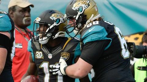 Jaguars vs. Giants