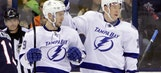 Tampa ups the ante on post-game celebrations