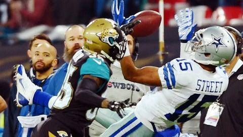Jaguars vs. Cowboys