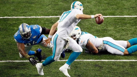 Dolphins vs. Lions