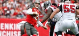 Josh McCown throws for 300 yards in return, Bucs fall to Falcons