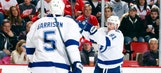Keep on rolling: Stamkos, Callahan lead Lightning to 6th straight win
